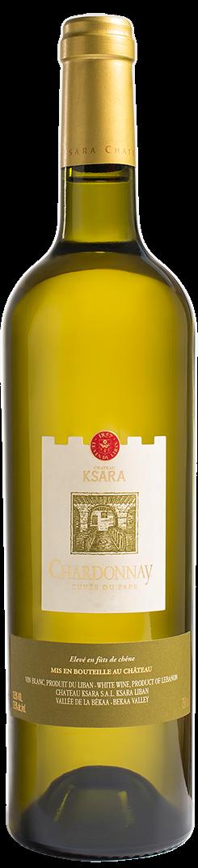 2017 Château Ksara Chardonnay