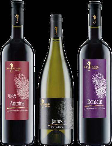 Seahorse Winery Verkostungspaket