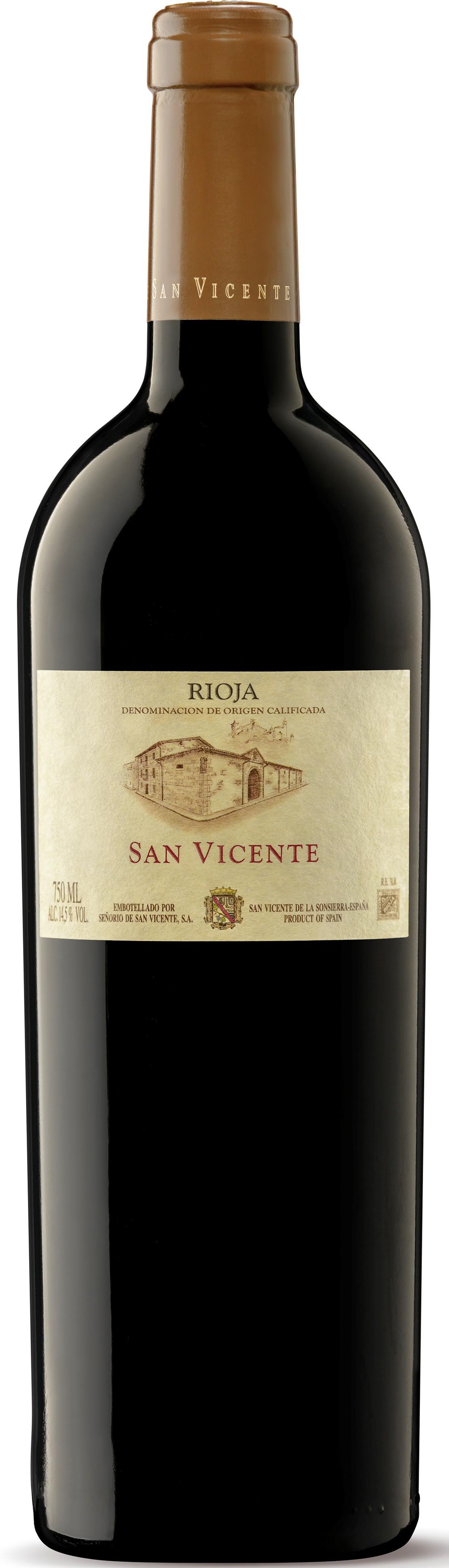 San Vicente 2016 - D.O.Ca Rioja - Marcos Eguren