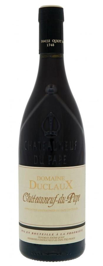 2011 Chateauneuf-du-Pape Rouge, Domaine Duclaux, Rhone
