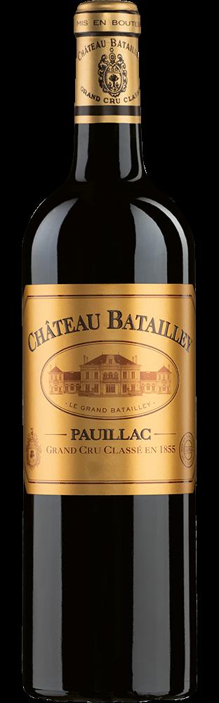 2013 Chateau Batailley Magnum (1,5 L) Grand Cru Classé  Paulliac , Bordeaux