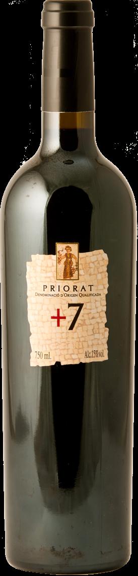 +7 Priorat 2013 - D.O.Ca Priorat - Bodegas Pinord