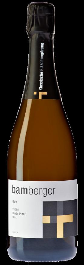 2015 Cuvèe Sekt Pinot, Brut Wein & Sektkellerei Bamberger, Nahe