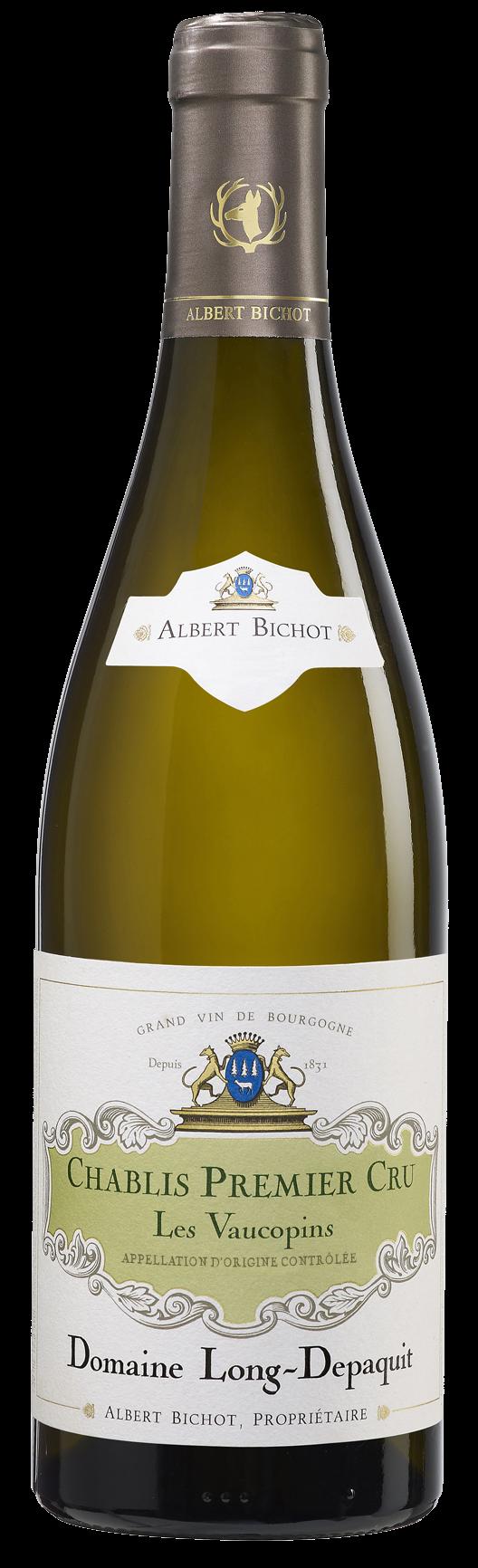 "2018 Chablis 1er Cru ""Les Vacoupins"" Domaine Long-Depaquit Albert Bichot, Burgund"