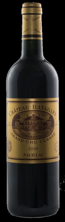 2015 Chateau Batailley, Grand Cru Classé  Paulliac , Bordeaux