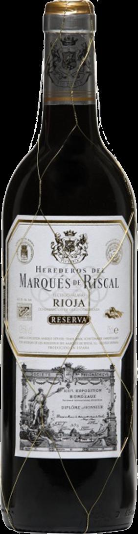 Marques de Riscal Reserva 2016 - D.O.Ca Rioja - Riscal
