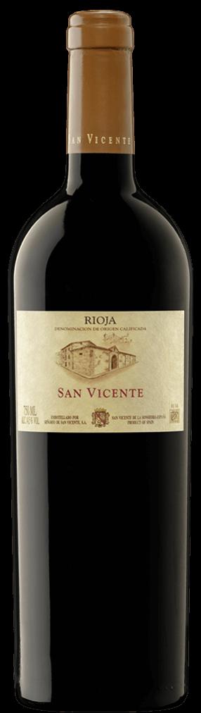 San Vicente 2004 - D.O.Ca Rioja - Marcos Eguren